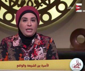 نادية عمارة: عمر بن الخطاب وضع قانون الطلاق