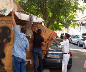 تشكيل لجنة دائمة لإدارة منظومة الأكشاك بمحافظة القاهرة