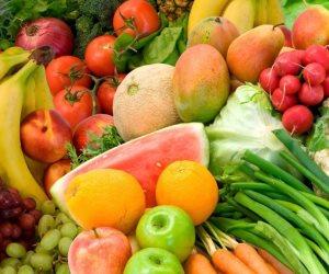 أسعار الخضروات والفاكهة اليوم الاثنين 30-10-2017 فى سوق العبور