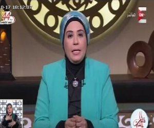"""نادية عمارة بـ""""ON E"""": الدين الإسلامى يرفض التشدد أو التفريط"""
