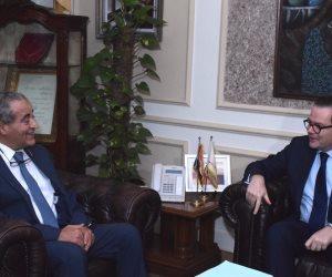 وزير التموين: فرنسا عرضت استعدادها توفير أقماح بجودة عالية للسوق المصري