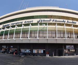 للمرة الأولى من 27 عاما.. وصول طائرة سعودية لمطار بغداد