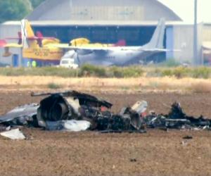 سقوط طائرة عسكرية جنوب الجزائر.. ولا تفاصيل حتى الآن