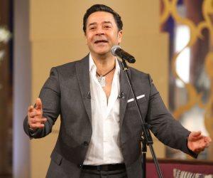 مدحت صالح ضيف عمرو الليثى على شاشة الحياة