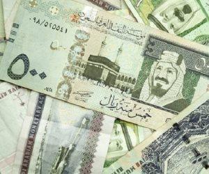سعر الريال السعودى اليوم الاربعاء 9-5-2018 فى مصر