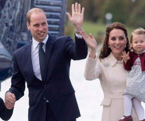 قصر كينجستون يعلن عبر تويتر موعد ولادة الوريث الخامس للعرش البريطاني