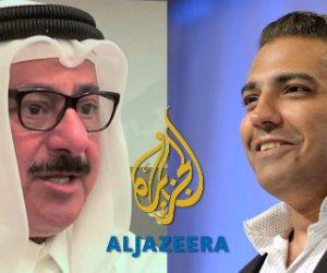 وزير العدل القطري السابق يندد بفضائح الجزيرة