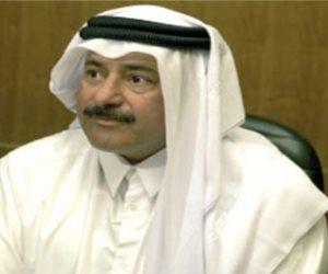 تدشين هشتاجين للتنديد بمنع وزير العدل القطري السابق من السفر