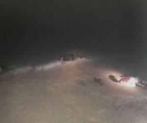 """""""قطريليكس"""" ينشر فيديو يفضح تورط الدوحة في حادث الواحات"""