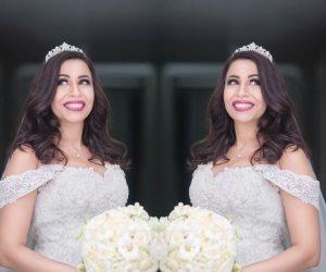 5 نصائح لجمال العروس المحجبة في ليلة العمر.. الماكياج المبالغ فيه يفقدك الطلة (انفوجراف)