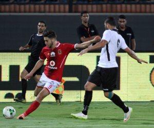 وليد أزارو يحرز الهدف الثالث للأهلي في مرمى النجم الساحلي (فيديو)
