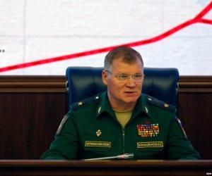 روسيا: 9 انتهاكات لوقف إطلاق النار فى سوريا خلال الـ 24 ساعة الأخيرة