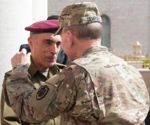 الاستخبارات العسكرية العراقية تعلن عن ضبط مستودع عتاد مخفى فى قضاء هيت بالأنبار