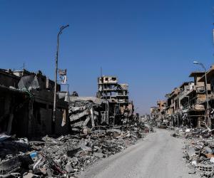 خروج المسلحين من الغوطة.. هل ينهي الاشتباكات بالمدينة السورية.. واتفاق جديد بين واشنطن وموسكو في دمشق