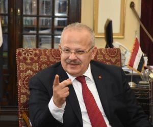 رئيس جامعة القاهرة في منتدى الشباب: نحن بحاجة إلى فتح مسارات جديدة للتنمية