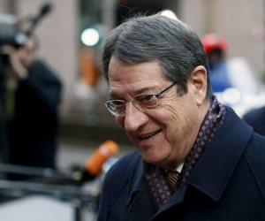 الرئيس القبرصي: حل المشكلة القبرصية يصب في مصلحة تركيا