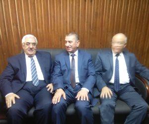 محافظ كفر الشيخ يستقبل مساعدا وزير العدل لافتتاح محكمة دسوق (فيديو)