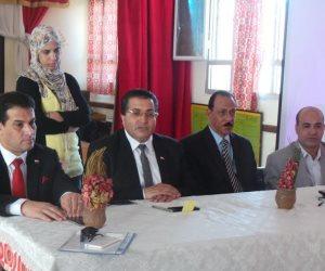 """بدأ فعاليات مبادرة """"نحو قائد مبدع"""" للقيادات التعليمية بجنوب سيناء"""
