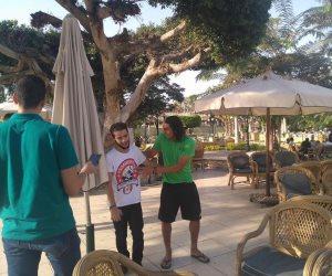 عمرو مرعي يظهر في الأهلي..تعرف علي التفاصيل (بالصور)