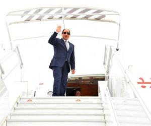 """فى حوار لشبكة """"سى إن بى سى"""" الأمريكية.. السيسى يؤكد: الاقتصاد المصرى يتحسن بدرجة كبيرة.. ونحن فى حالة حرب ضد الإرهاب"""