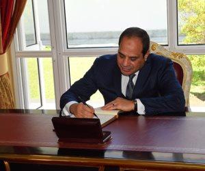 """""""مختار مختار"""".. أول مواطن بالبحر الأحمر يحرر توكيل للسيسي للترشح للانتخابات"""