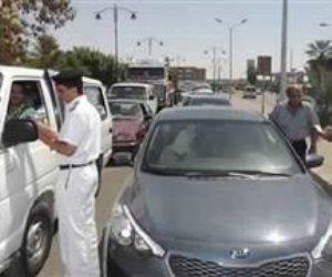 ضبط أسلحة نارية ومواد مخدرة وتحرير 1563 مخالفة مرورية في كفر الشيخ