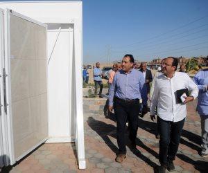 """وزير الإسكان: لم نطرح وحدات المرحلة الثالثة بمشروع """"دار مصر"""" بـ6 أكتوبر للحجز"""