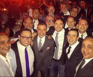 المخرج عمرو عرفة يحتفل بزفاف نجله وسط كوكبة من نجوم الفن