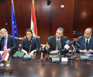 اتفاقية لإعادة تأهيل ترام الرمل كمترو حضري بتكلفة ٣٦٣ مليون يورو (صور)