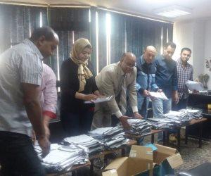 """""""عمليات حب الوطن"""" في الجيزة تجمع آلاف التوقيعات لحملة """"علشان تبنيها"""" (صور)"""