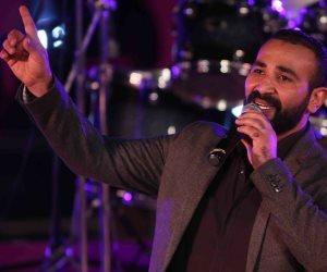أحمد سعد يحي حفلا كبيرا في الكويت