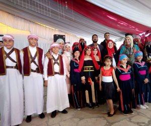 """""""تعليم شمال سيناء"""" تحتفل بنصر أكتوبر بالمدينة الشبابية في العريش (صور)"""