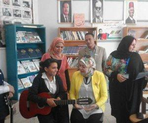 تكريم طلاب المراكز الاستكشافية الفائزين فى معرض مصر للعلوم بالأقصر (صور)