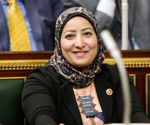 بعد فصلها.. هيام حلاوة: أنا نائبة عن الشعب وما حدث خلافات داخلية