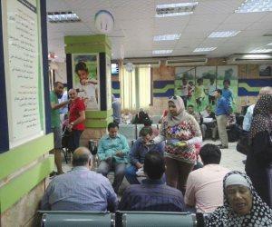 افتتاح المشروع التجريبي لجمع اللمبات المستهلكة في الإسكندرية (صور)