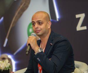 أحمد مراد يكشف ما يواجهه من تحديات أثناء كتابة الرواية