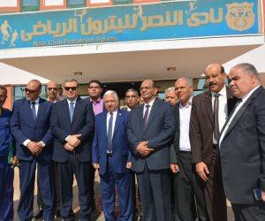 الجمعية العمومية لنادي النصر تختار مجلس إدارة جديد
