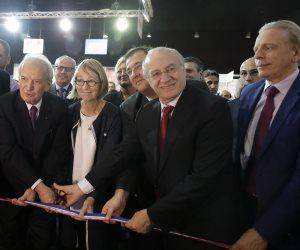 وزيرة الثقافة الفرنسية تفتتح معرض الكتاب الفرنكفوني في بيروت.. ولبنان تؤكد على تعزيز علاقتها بباريس