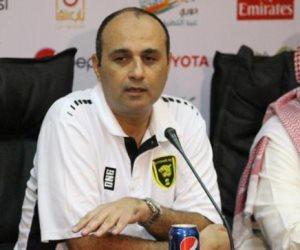 عمرو أنور مديرا فنيا للسويس خلفا لأشرف خضر