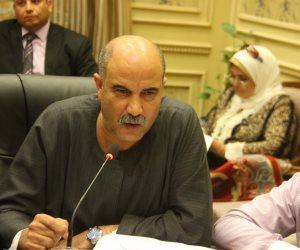 وكيل زراعة النواب: سيكتمل استصلاح 70% من اراضي شمال سيناء خلال سنوات قليلة