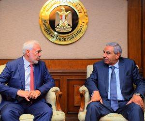 طارق قابيل: مصر واليونان تلعبان دورا محوريا في الحفاظ على أمن وإستقرار الشرق الأوسط