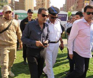 في حملة أمنية.. ضبط 38 قضية مخدرات وسلاح ناري بالجيزة