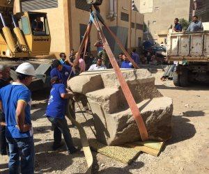 الحكومةً تنفي تواجد علماء آثار يهود بين بعثات التنقيب في مصر