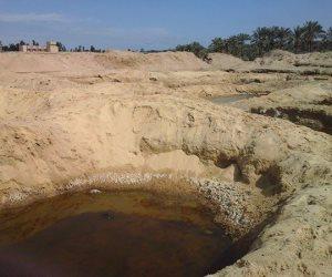 آثار مصر المنسية.. بلطجية يفرضون سيطرتهم على تل الجصة الآثرى بدمياط