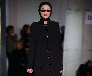 """""""الأسود يليق بك """" مجموعة جديدة لـ datuna في أسبوع الموضة بتبليسي"""