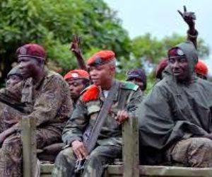 استسلام قائد عسكري منشق بعد اشتباكات مع الجيش الكونغولي في مدينة بوكافو