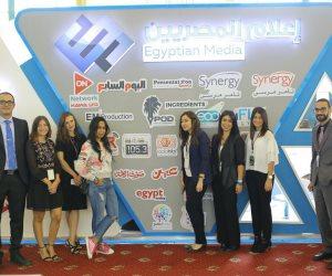 """""""إعلام المصريين"""" الراعي الرسمي لملتقى التوظيف بالجامعة الأمريكية"""