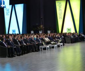 منتدى شباب العالم.. الرئيس التشادى: العالم اليوم أصبح قرية عالمية