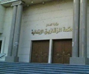 إحالة أوراق عامل قتل أخر بالشرقية للمفتي