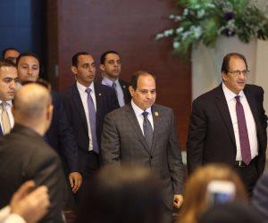 وزير الشباب اليمني: أشكر الرئيس السيسي على شجاعته فى مواجهة الإرهاب